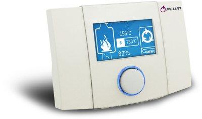 Automatická regulace hoření airKOM 300 Basic