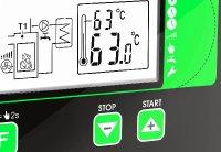 Regulace ecoMAX 250RZ, RZ1 - detail