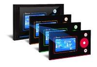 Regulace ecoMAX 800D - barvy