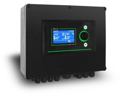 Regulácia ecoMAX 850D