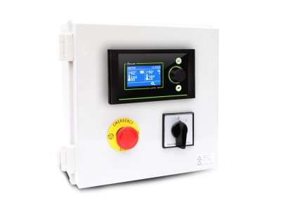 Regulácia ecoMAX 800R - ZAB 07